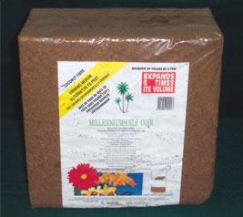 Bulk Coir & Individually Wrapped Coir - Vgrove